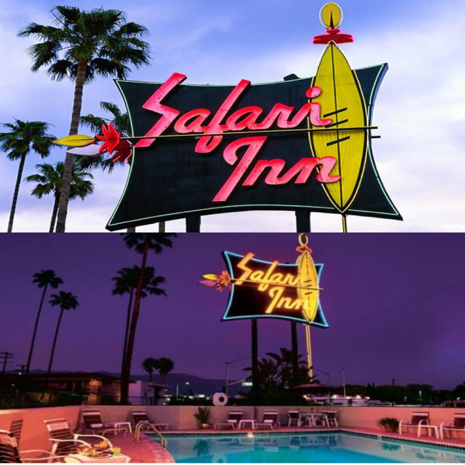 The Safari Inn