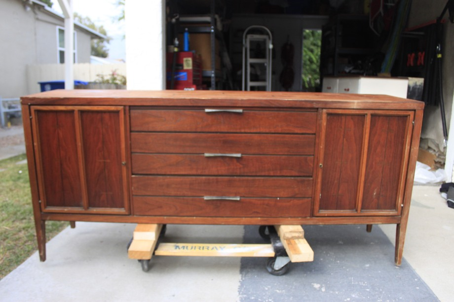 Credenza After