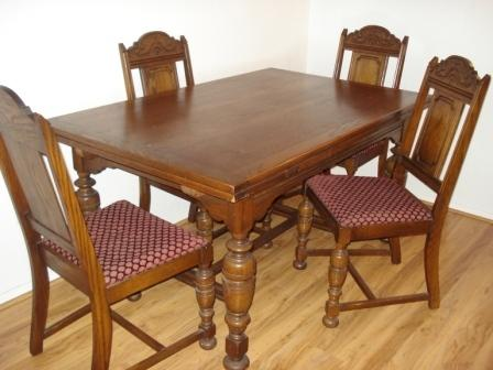 old-wooden-dining-tables